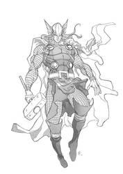 Thor by erufan