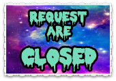 Requet Closed Button by ChemicalAmbulance