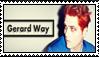 Gerard Way Stamp by ChemicalAmbulance