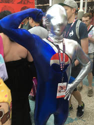 Anime Expo 2019: Pepsiman