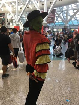 Anime Expo 2019: The Mask