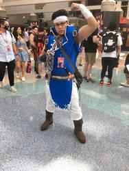 Anime Expo 2019: Richter Belmont
