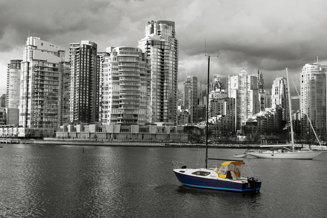 Urban Vancouver by PascalsPhotography