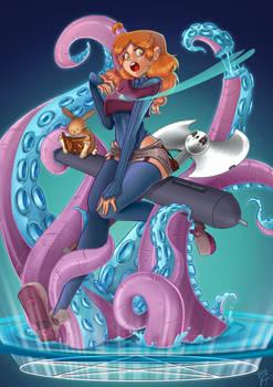Patate vs tentacles