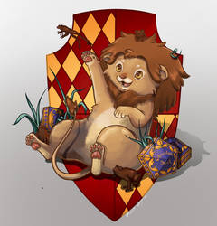 Gryffindor frogs