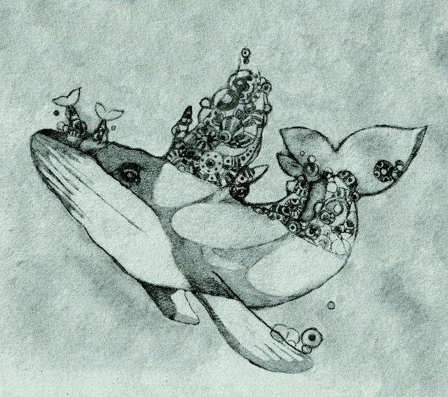 Whale 52 by Lukwarm