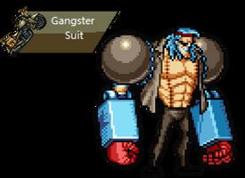 Franky suit