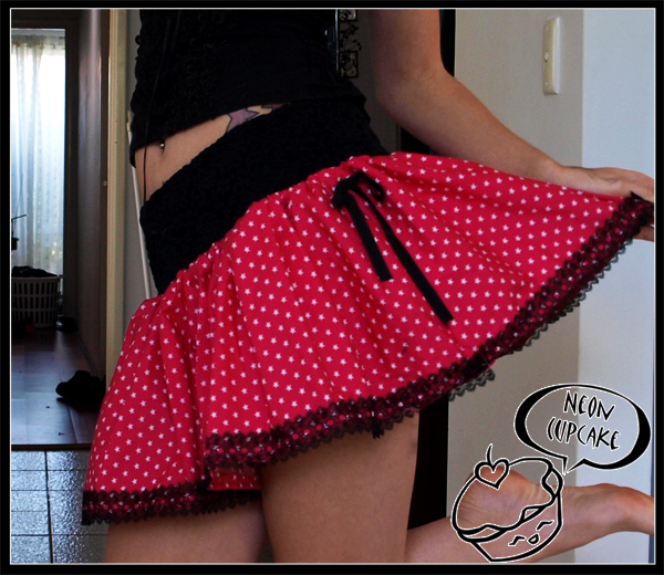 Star skirt by love-on-a-stick