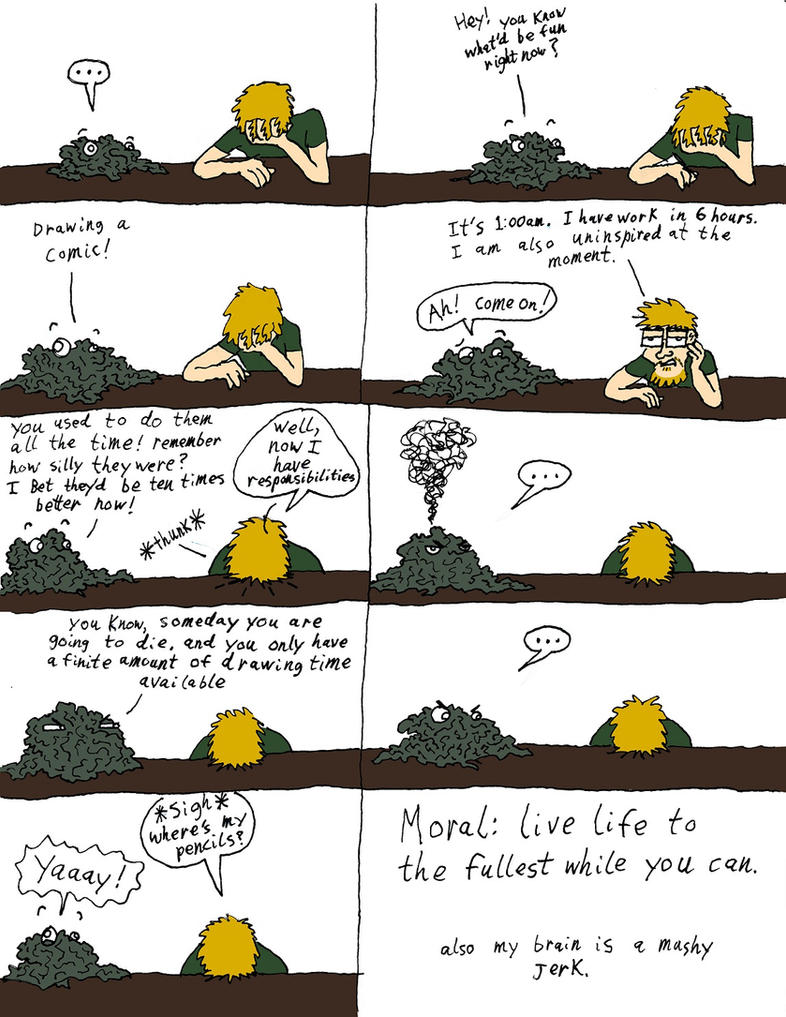 Mush Brain by Trigus