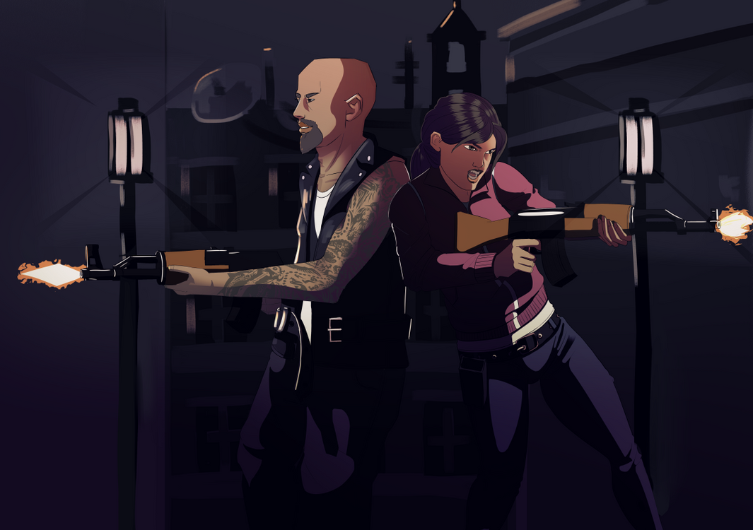 Contest:  Left4Dead by Claine