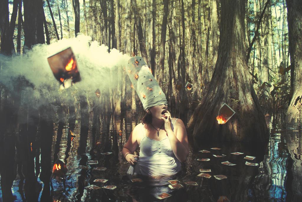 Fear of Memory Loss by Mishudo