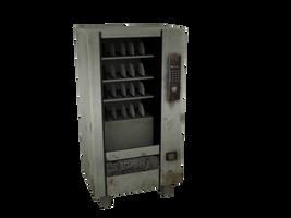 Soda dispenser machine V3 ObsCure Game Papercraft