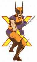 Wolverine by mentaldiversions