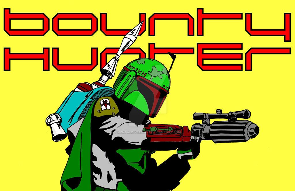 Bounty Hunter by mentaldiversions