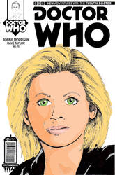 The 13th Doctor Sketch cover