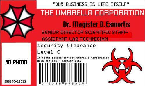 Umbrella ID by CoconutBizkit
