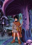 Allander Estudio Ghibli by disenoteca