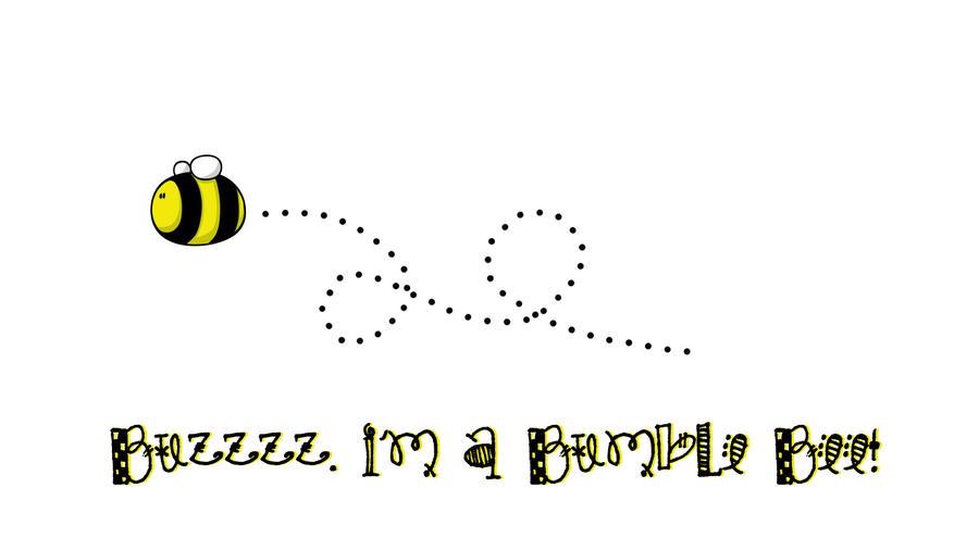 Buzzz Im A Bumble Bee by BeeSadie on DeviantArt