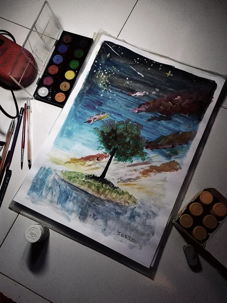 Dreams end here by jgustavodesenho
