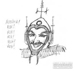 Phantom of Krankor - Hehhh heh by ShawnTheTouched