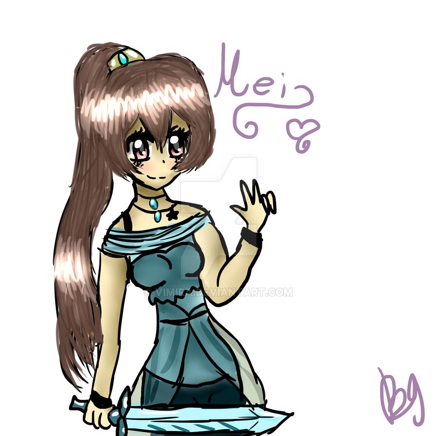 Mei by Batgirl12309