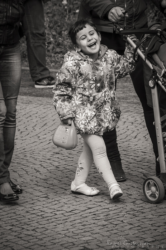 Walking Down The Street VIII by KasperGustavsson