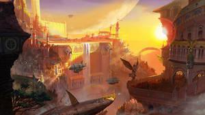 Royal city of Astrya