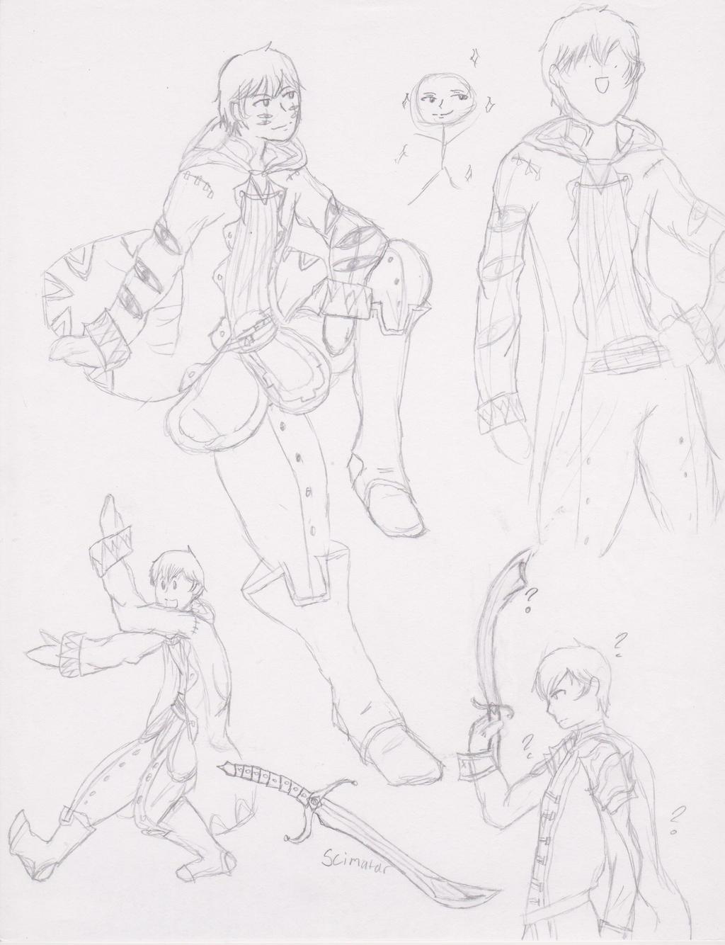 So many Morgans! by Rizu-arts