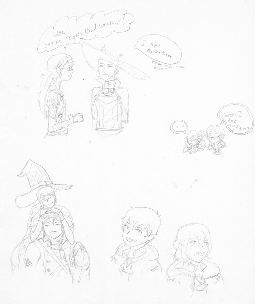 Family Fun..? by Rizu-arts