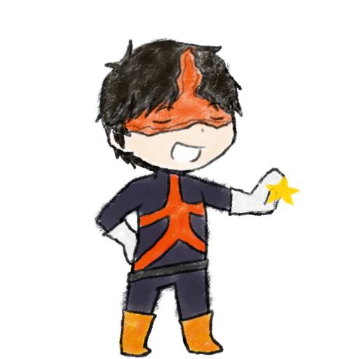 The Effort Hero: Try! by Rizu-arts