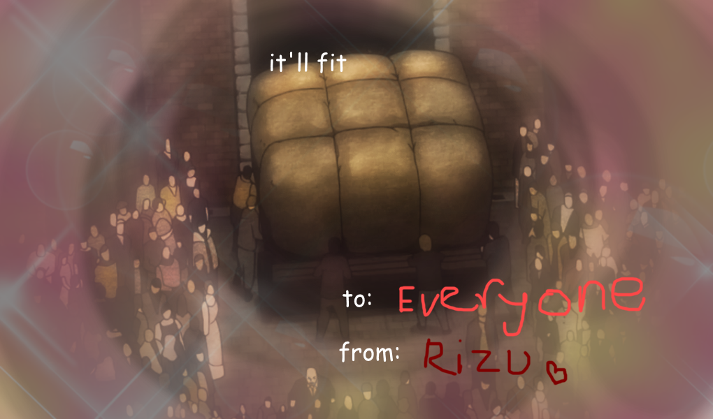 Happy Valentine's Day! by Rizu-arts
