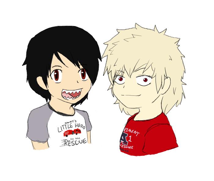 Hero Kids by Rizu-arts