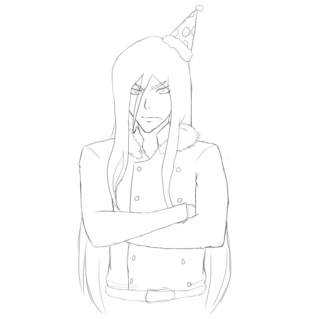 Happy Birthday Best Shark Boy! by Rizu-arts
