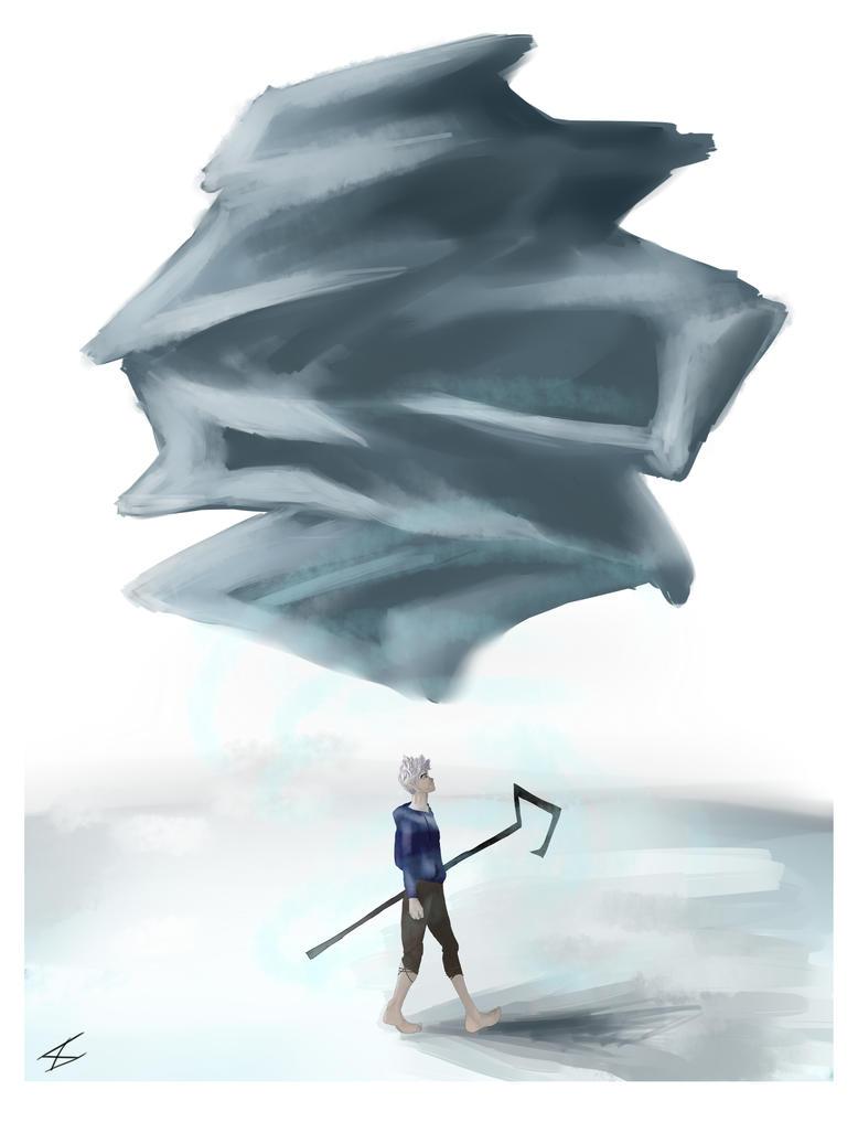 Jack Frost by keyheart23