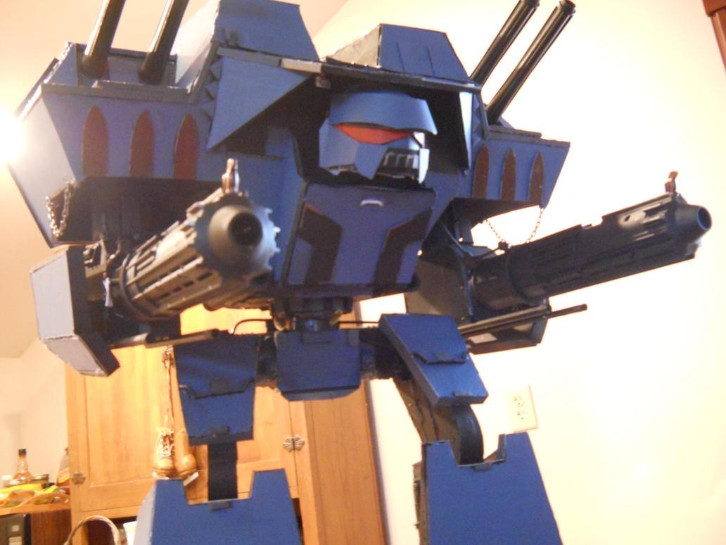 Warlord Titan by bibblles