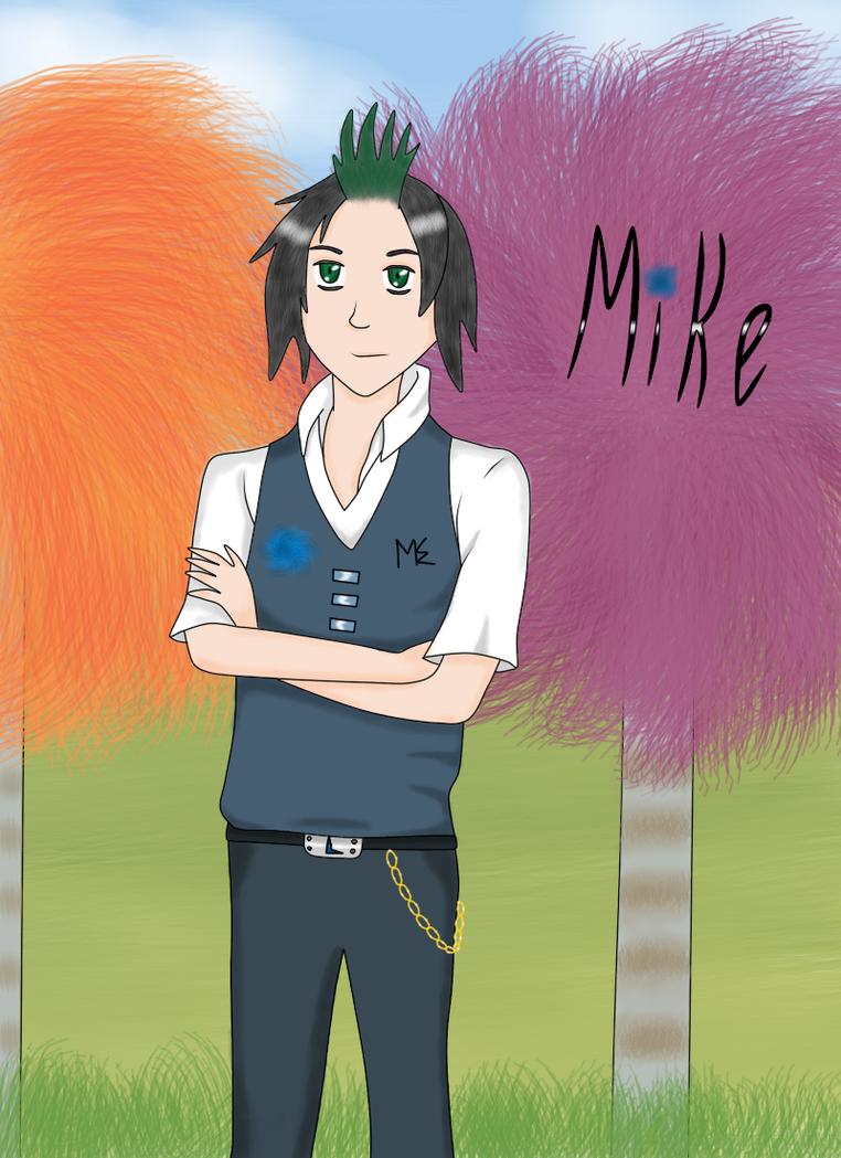 The Lorax OC - Mike by Ereni-chan