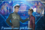 Salazarcest - Can't be your Superman by Ereni-chan