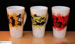 School cup by KatrineH