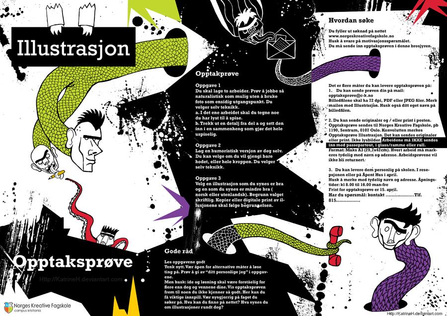 School Brochure by KatrineH