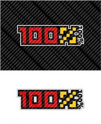 100 percent Logo 3