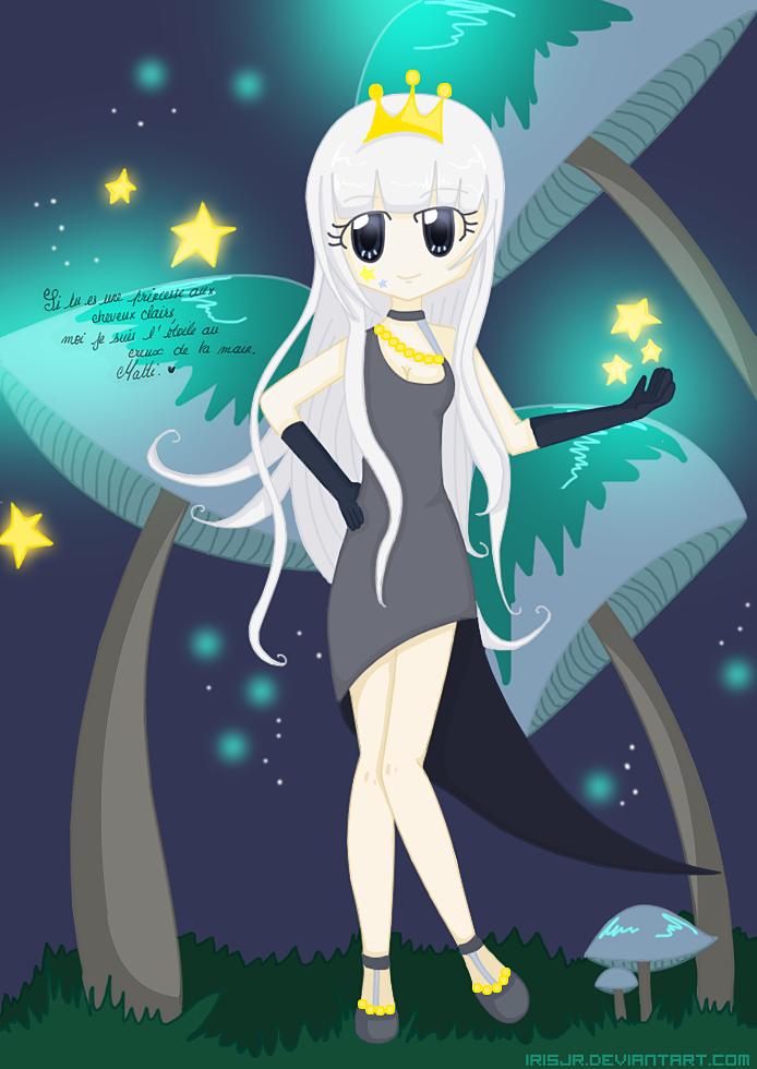 Princesa de las Estrellas by IrisJR