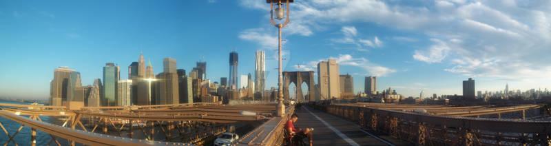 Reading: Brooklyn Bridge