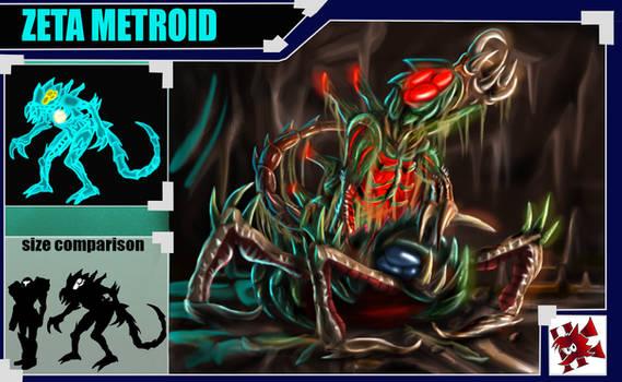 Zeta Metroid-Theories