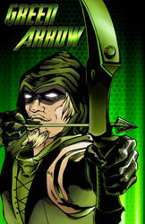 Green Arrow by lolpants725