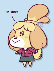Isabelle by Zerocakes