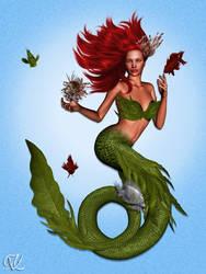 Mermaid by ClvArt