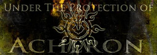 Acheron Dark-hunter banner by JessicaOnyx