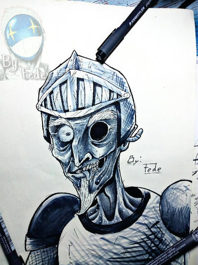 Don Quijote de la Mancha by FedericoMex