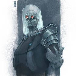 Mr.Freeze-small by NordikArts