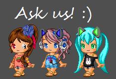 Ask Us :) by FantageTorii